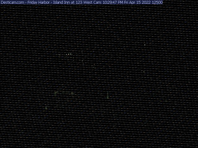 Island Inn at 123 West - Friday Harbor webcam